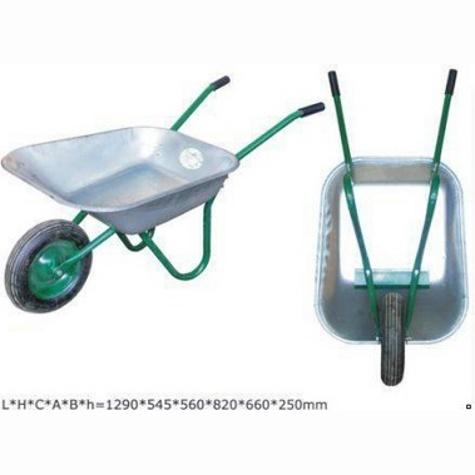 Тачка садовая WB 6204 (несущая